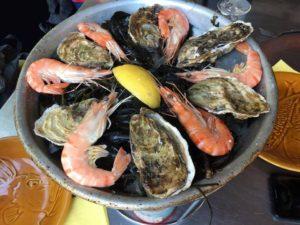 La boîte à sardines- (fish restaurant) Marseille 8