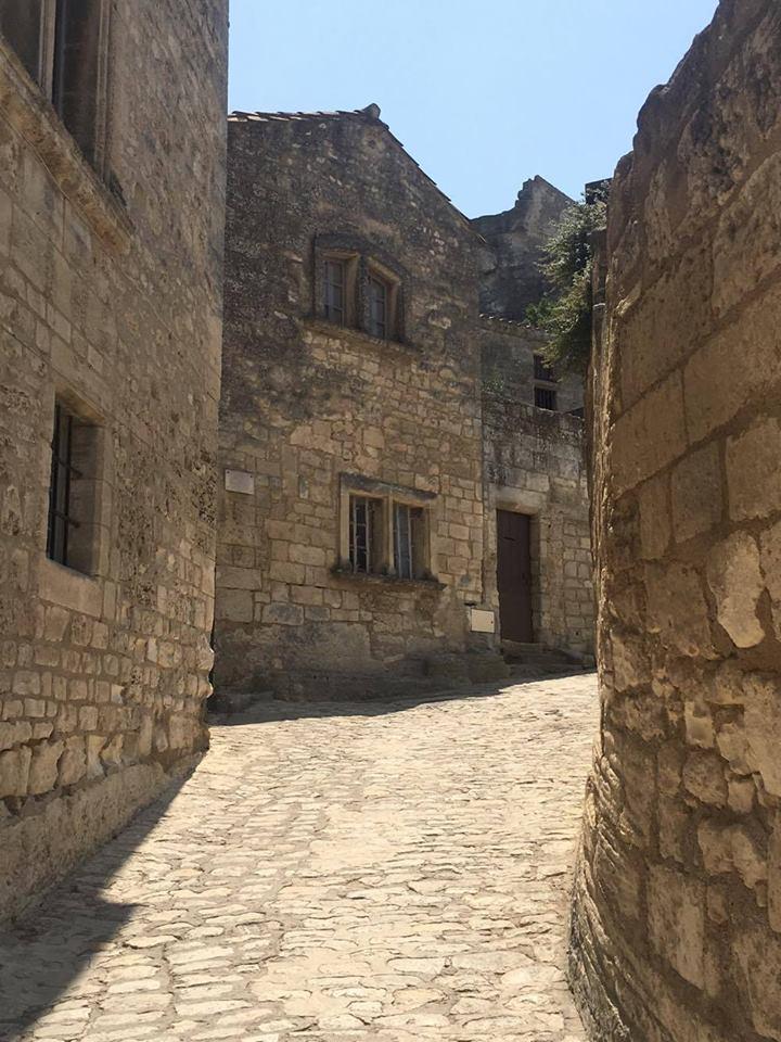 Les Baux-de-Provence- Carrières de Lumière(The Quarries)2