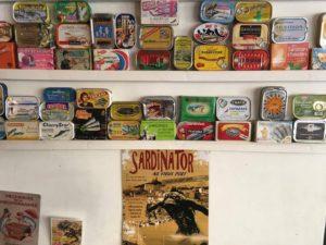 La boîte à sardines- (fish restaurant) Marseille 6