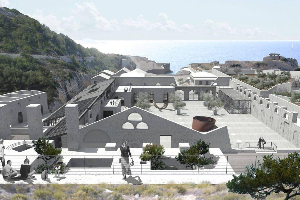 Friche de l'Escalette- Parc de sculpture et d'architecture légère6