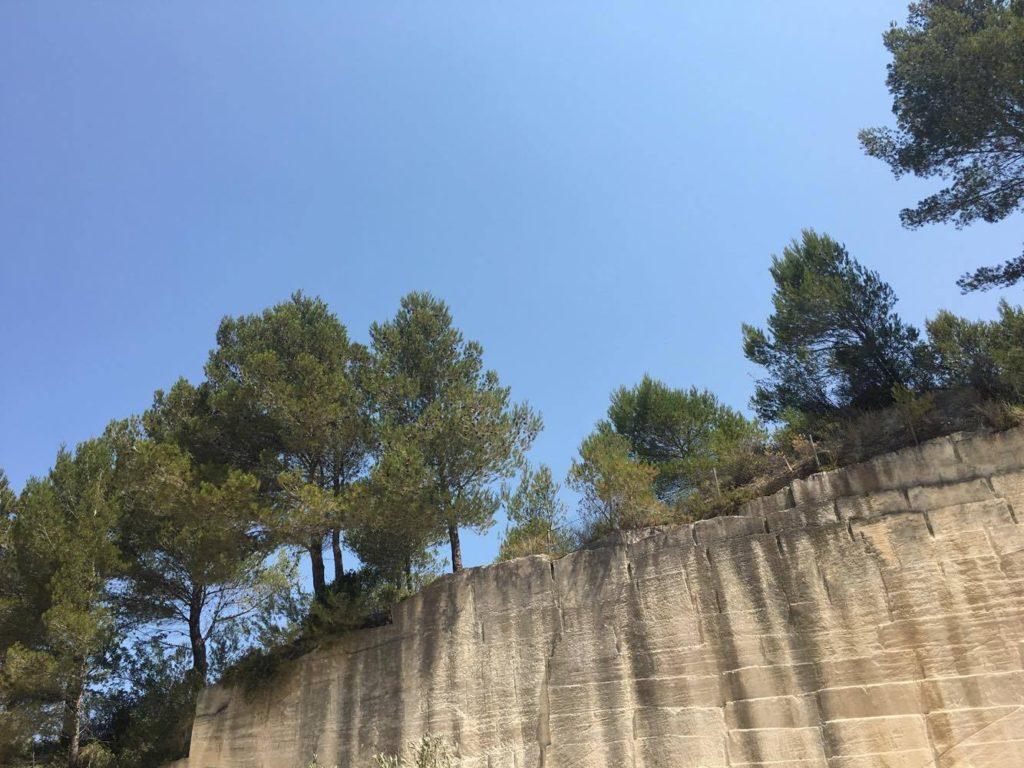 Les Baux-de-Provence- Carrières de Lumière(The Quarries)3