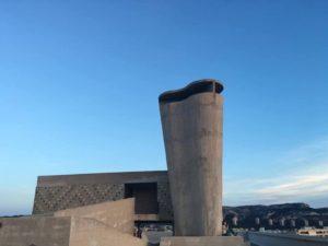 Cité radieuse-Le Corbusier , Marseille.2