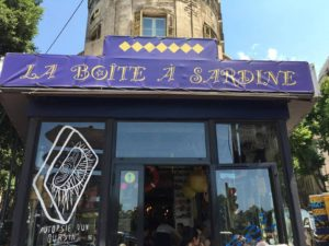 La boîte à sardines- (fish restaurant) Marseille 3