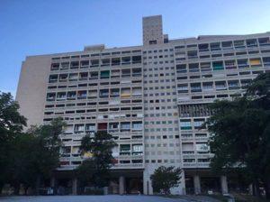 Cité radieuse-Le Corbusier , Marseille.1