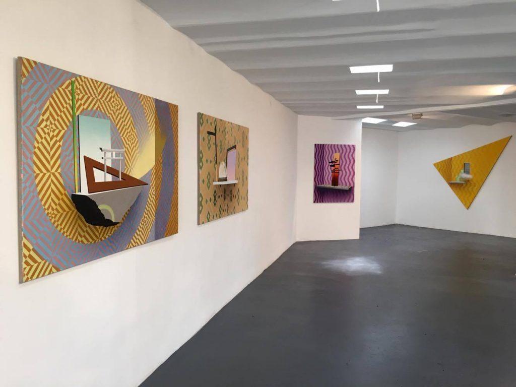 Art-Cade Gallery, Marseille-Former bath house1