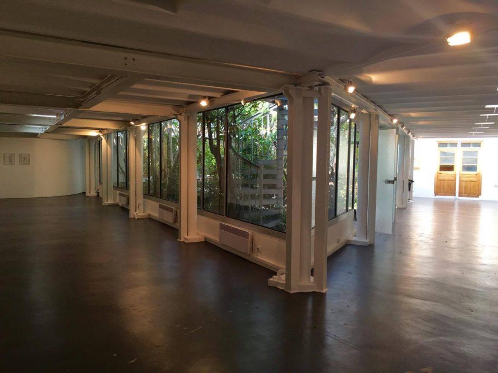 Art-Cade Gallery, Marseille-Former bath house8