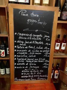 Cellar and wine bar Les Buvards, Marseille.11