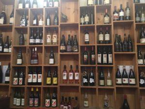 Cellar and wine bar Les Buvards, Marseille.3