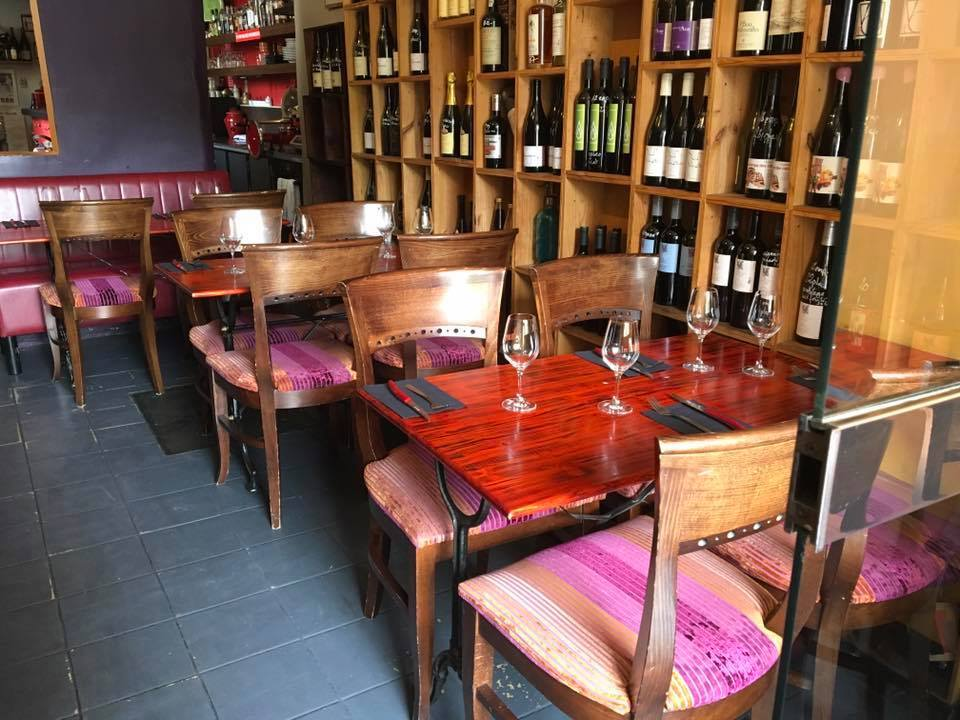 Cellar and wine bar Les Buvards, Marseille.5