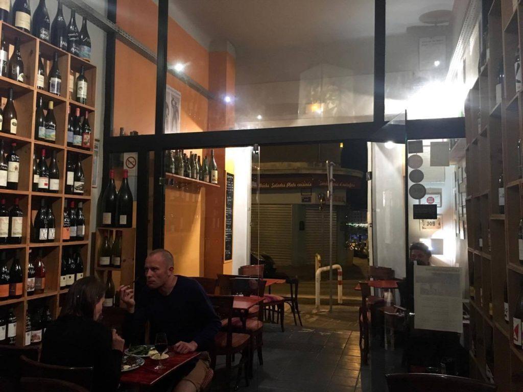 Cellar and wine bar Les Buvards, Marseille.9