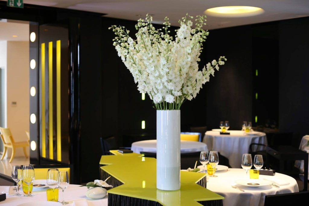 La Pyramide- 4-star hotel and two-Michelin-starred gastronomic restaurant in Vienne.1