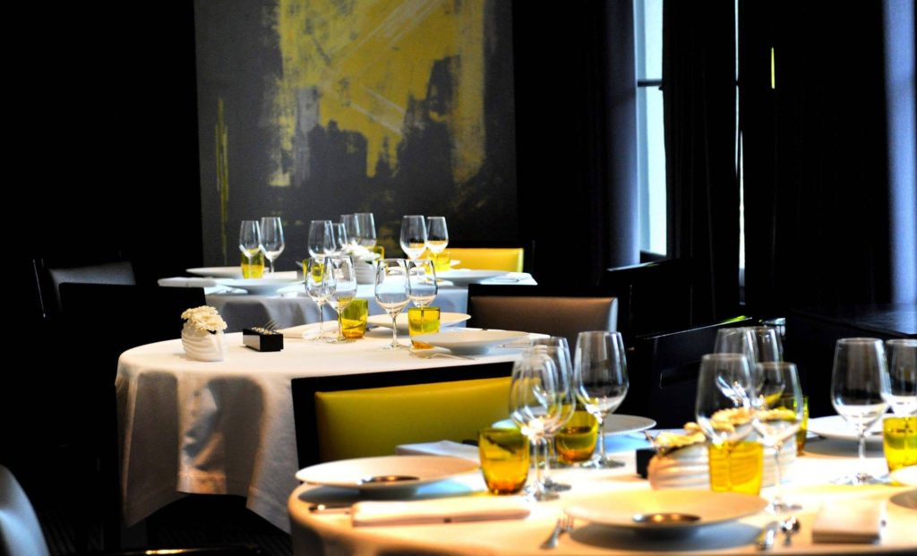 La Pyramide- 4-star hotel and two-Michelin-starred gastronomic restaurant in Vienne.10