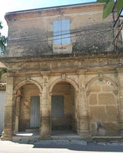 Rognes village- Château Barbebelle-7