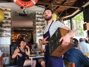 La boîte à sardines- (fish restaurant) Marseille 2