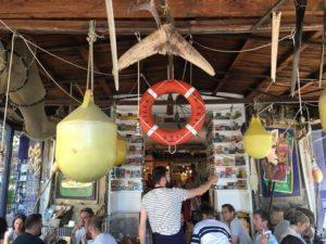 La boîte à sardines- (fish restaurant) Marseille 5
